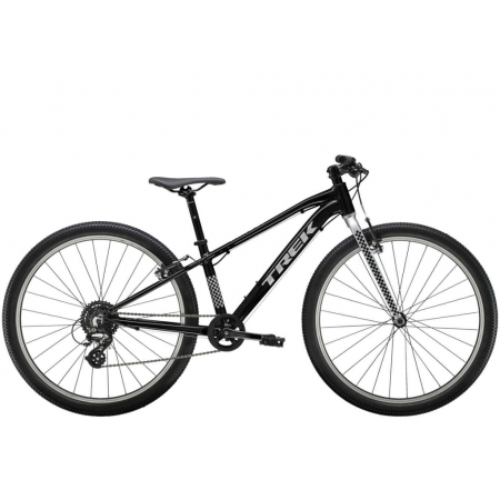 "TREK WAHOO 26"" black 2020"