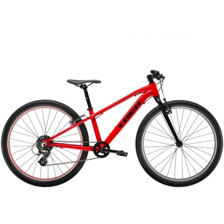 "TREK WAHOO 26"" red 2020"