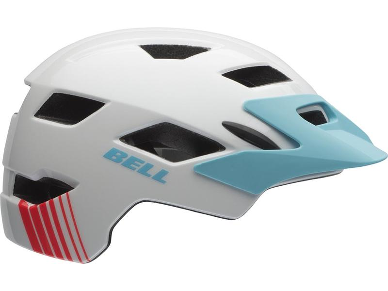 BELL SIDETRACK Youth white