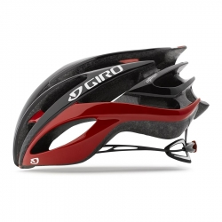 GIRO ATMOS II Bright Red/Black, fotografie 1/1