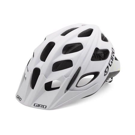 GIRO HEX mat white/lime