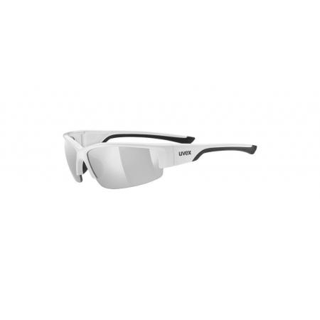 UVEX SPORTSTYLE 215 WHITE BLACK/SILVER