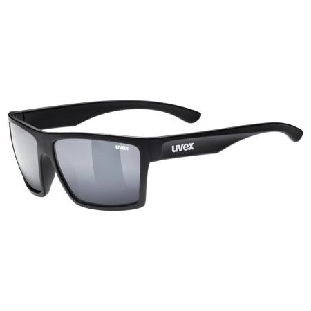 UVEX LGL 29 black/silver