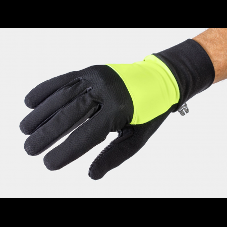 Bontrager Circuit Windshell Glove yellow