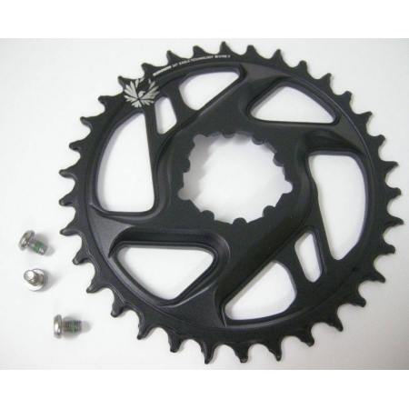SRAM CR X-SYNC EAGLE CF 34T DM 6 OFFSET