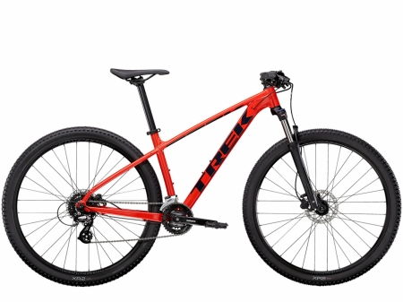 TREK MARLIN 6 radioactive red 2021