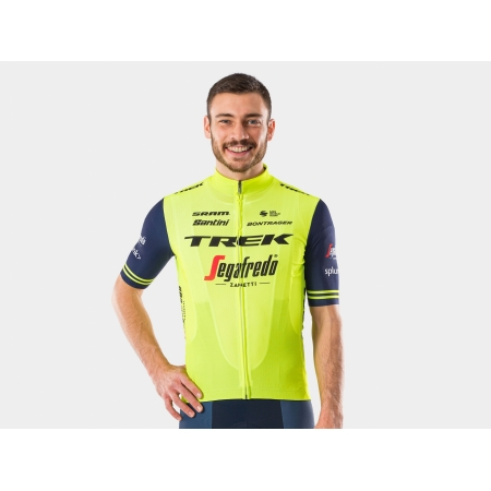 SANTINI TREK-SEGAFREDO yellow dres replika