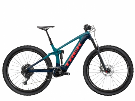 TREK RAIL 9.8 XT carbon red smoke 2021