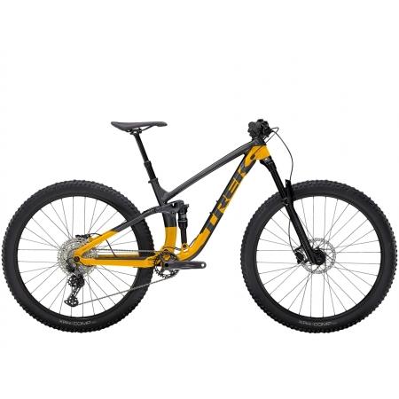 TREK FUEL EX 5 lithium grey/ marigold 2021