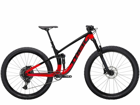 TREK FUEL EX 7 radioactive red 2021