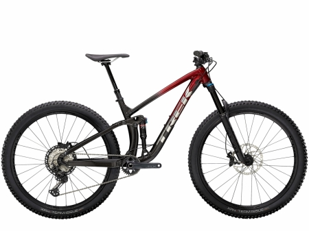 TREK FUEL EX 8 XT rage red 2021
