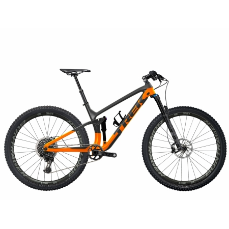 TREK FUEL EX 9.7 Lithium Grey/Factory Orange 2021