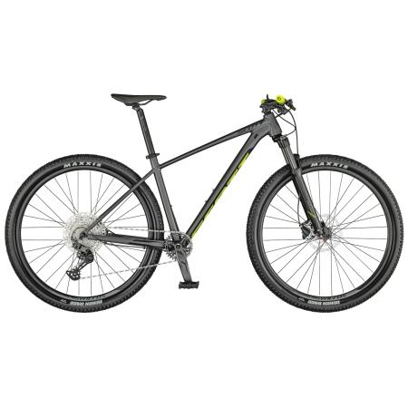 SCOTT SCALE 980 dark grey 2021