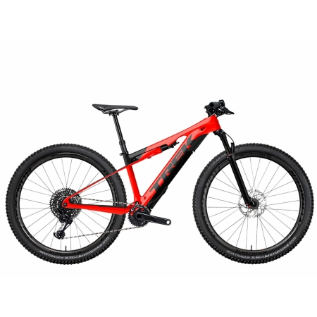 TREK E-CALIBER 9.8 radioactive red 2021