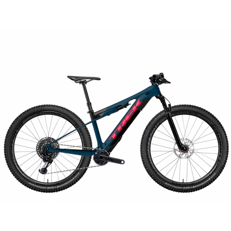 TREK E-CALIBER 9.8 GX blue smoke 2021
