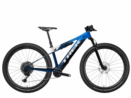 TREK E-CALIBER 9.9 XTR alpine navy 2021