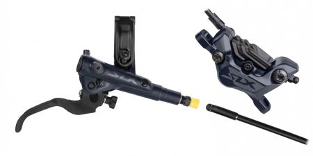 BRZDA SH SLX M7120 zadní komplet