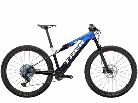 TREK E-CALIBER 9.9 XX1 AXS alpine navy 2021