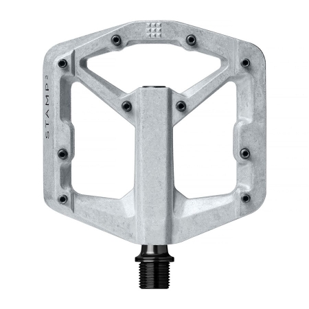 CRANKBROTHERS STAMP 2 raw silver