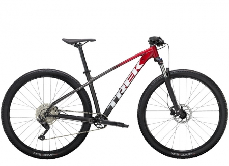 TREK MARLIN 6 Rage Red to Dnister Black Fade 2022