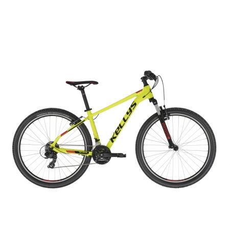 "KELLYS Spider 10 Neon Yellow S 27.5"""