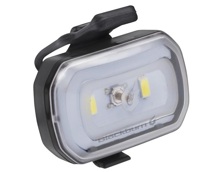 BLACKBURN CLICK USB black přední světlo