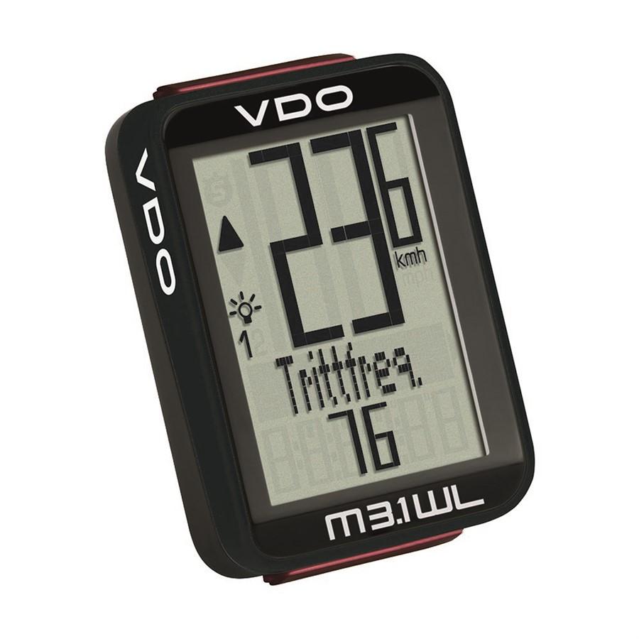VDO M3.1 WL - bezdrátový, digitální