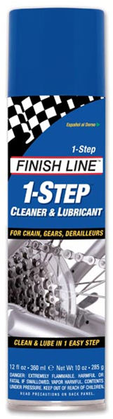 FINISH LINE 1-STEP 12OZ/350ML-SPREJ