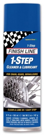 FINISH LINE 1-STEP 6OZ/180ML-SPREJ