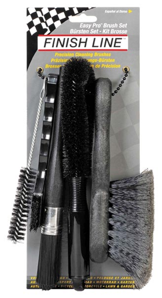 FINISH LINE EASY PRO BRUSH SET-KARTÁČE