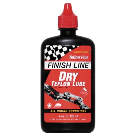 FINISH LINE TEFLON PLUS 4OZ/120ML-KAPÁTKO