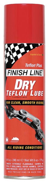 FINISH LINE TEFLON PLUS 8OZ/235ML-SPREJ
