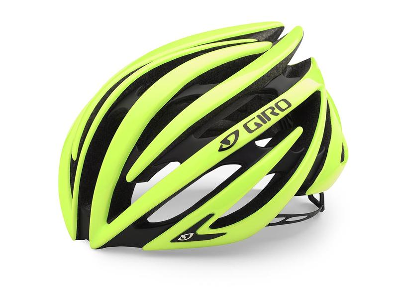 GIRO AEON-HIGHLIGHT YELLOW